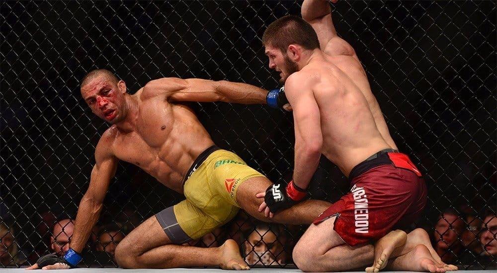 Стало известно, когда вСНГ пройдет 1-ый  бойцовский турнир UFC