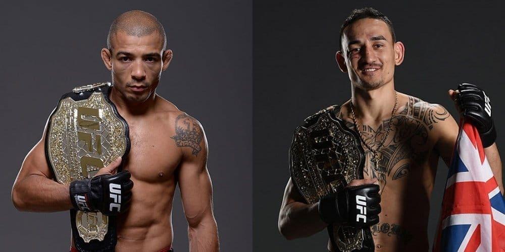 Жозе Альдо против Макса Халловэя на UFC 212 в Рио-де-Жанейро