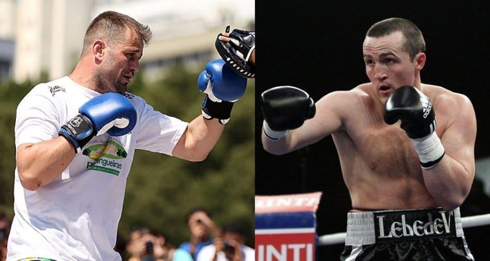 Мир бокса: Денис Лебедев готов провести бой сМальдонадо