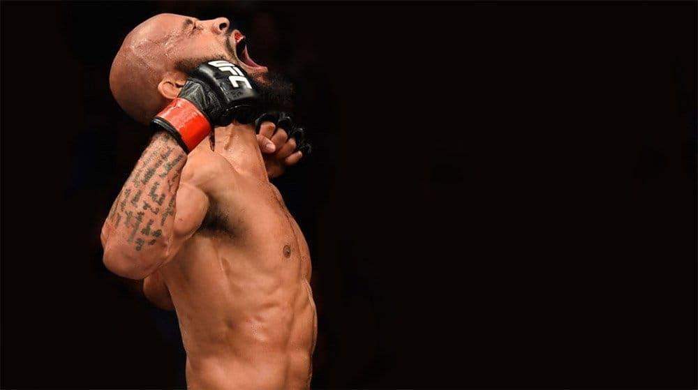 Деметриус Джонсон: «UFC угрожает закрыть наилегчайший дивизион»
