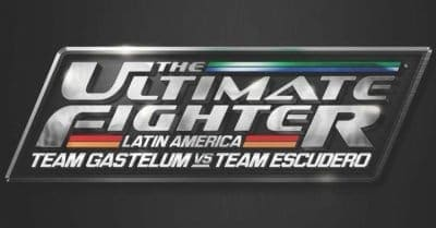 The Ultimate Fighter Латинская Америка 2 (эпизод 2)