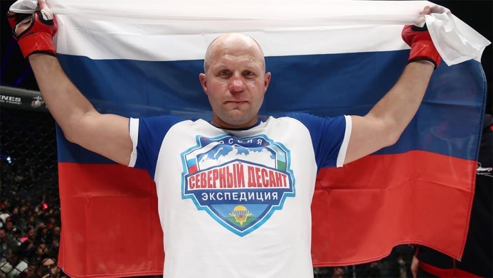 Назван вероятный соперник Федора Емельяненко