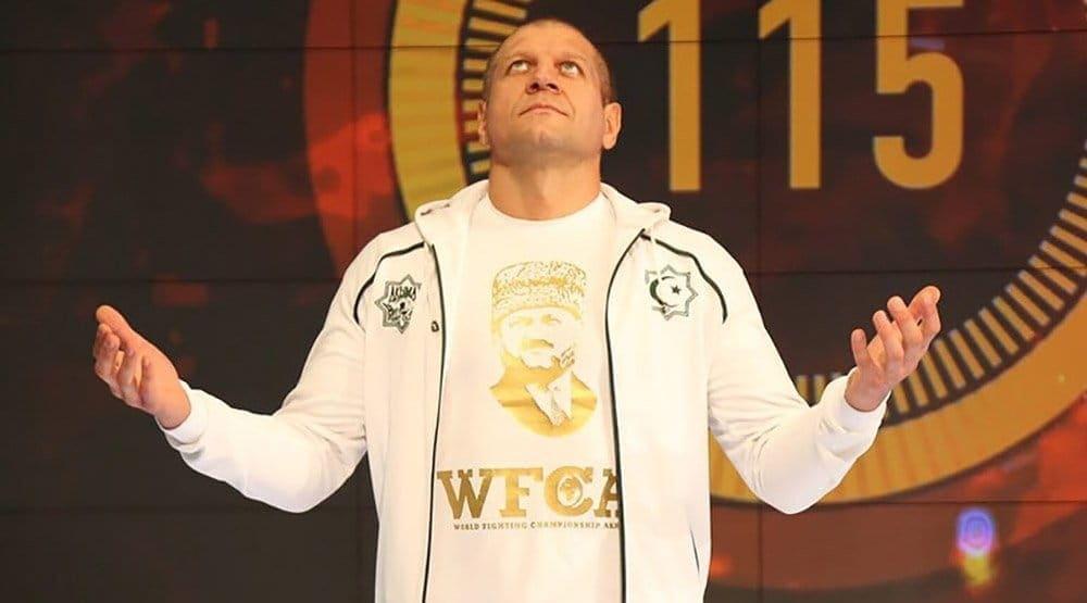 Боец MMA Александр Емельяненко проведет следующий поединок 4марта вТольятти