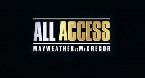 Мэйвезер против МакГрегора: полный доступ (эпизод 3)