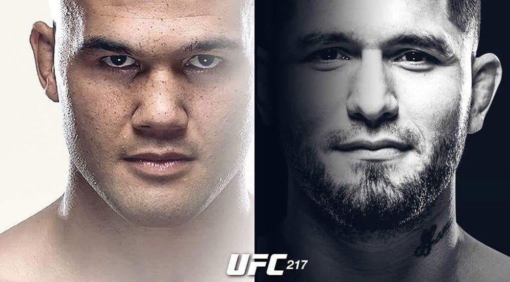Слух: Робби Лоулер и Хорхе Масвидал разыграют временный титул в полусреднем весе на UFC 217 в Нью-Йорке