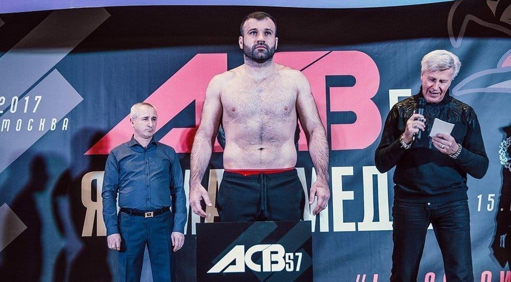 UFC отстранил русского солдата из-за опасений вупотреблении допинга