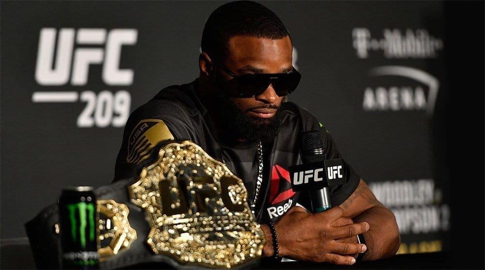 Тайрон Вудли: «UFC все больше похоже на цирк, а не на спорт»
