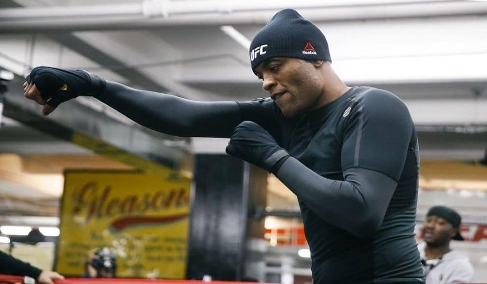 Слух: Андерсон Сильва может встретиться на UFC 212 с Овинсом Сент-Пру