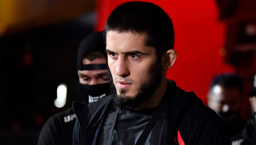 Раскрыты планы UFC на Ислама Махачева