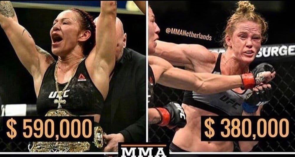 Майрбек Хасиев: «Что ты за лига, UFC, где телки получают денег больше чем мужики!»