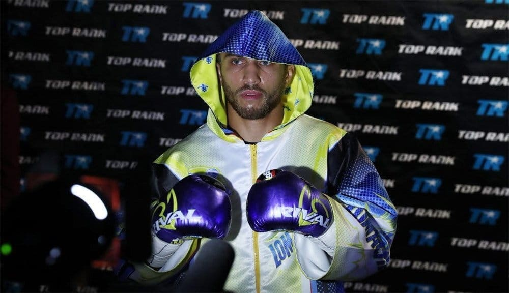 Украинца признали лучшим боксером века