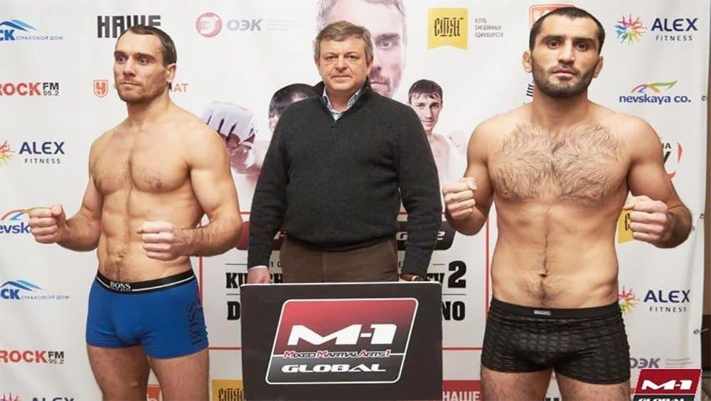 Трое спортсменов оренбургского клуба «Боец» одержали победу наM-1 Challenge 72
